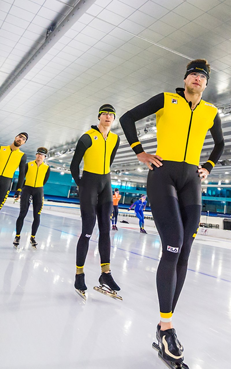 LottoNL-Jumbo ice skating